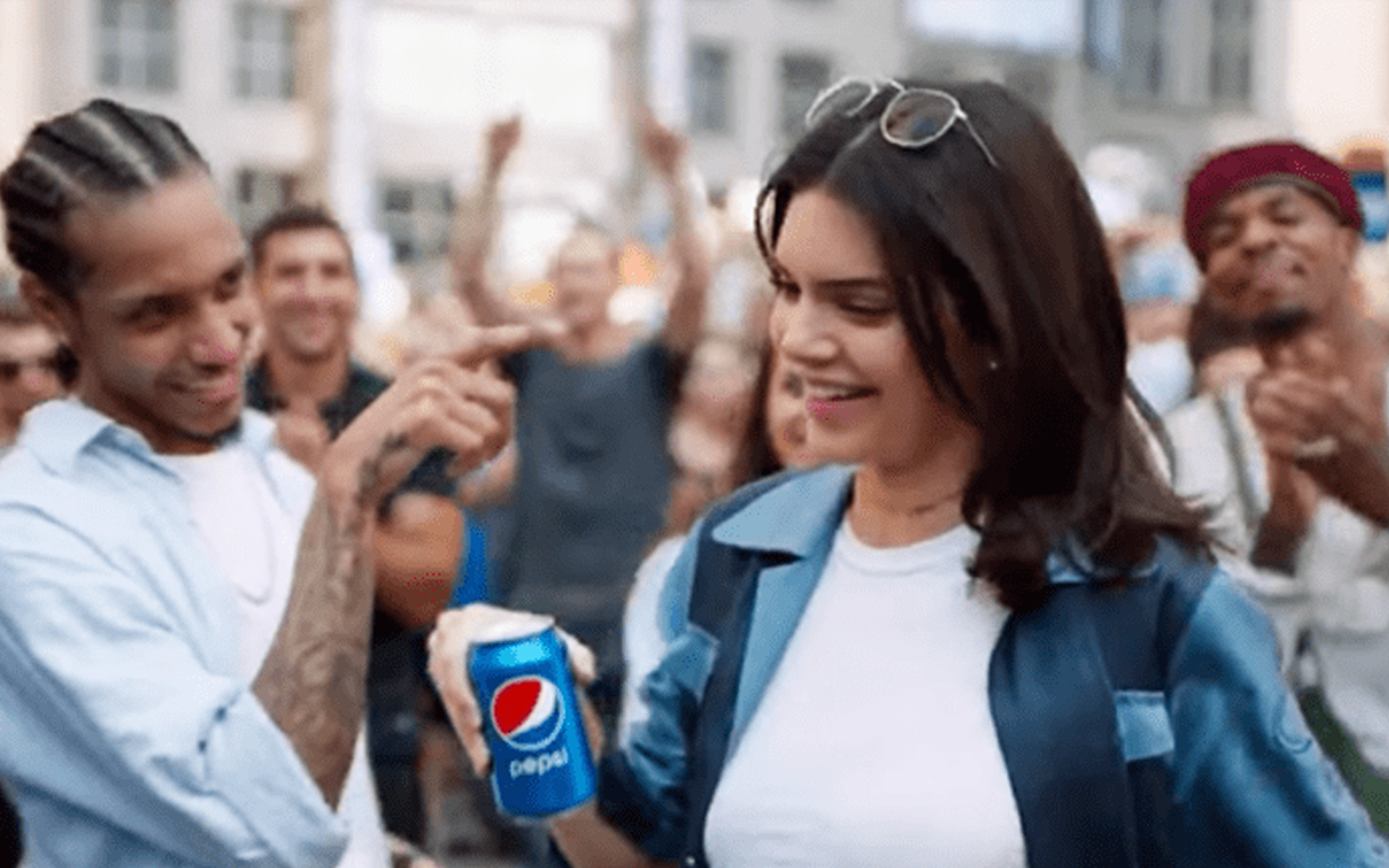 Rioting Nationwide Abruptly Ends As Someone Cracks Open An Ice-Cold Pepsi