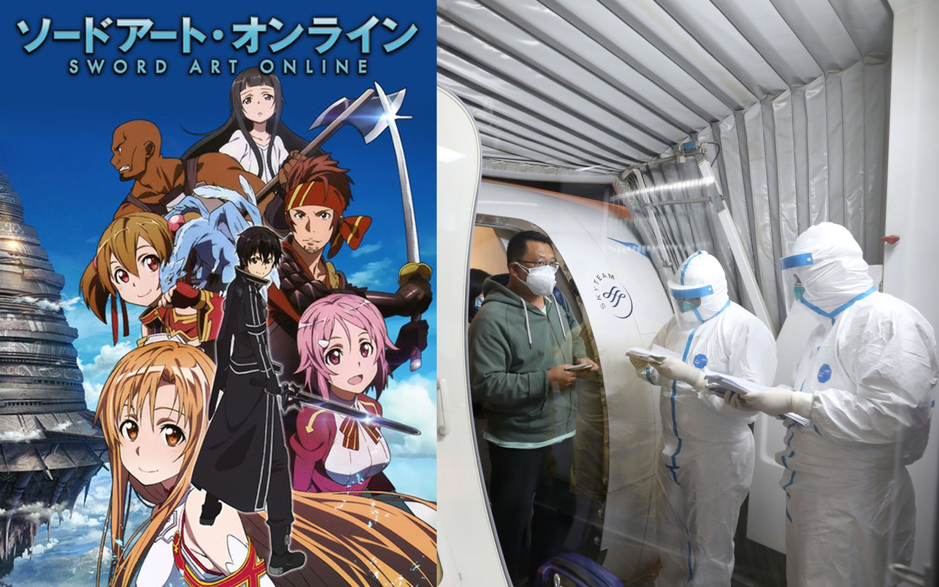 BREAKING: United States Declares Public Health Emergency Over Outbreak Of Sword Art Online Fans