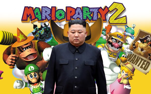 "Kim Jong-un: ""Port Mario Party 2 To PS5 Or I Launch Nukes"""