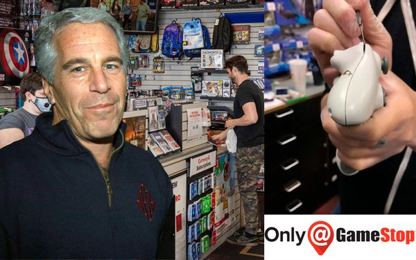 GameStop Employee Accidentally Synthesizes Adrenochrome From Controller Scrapings