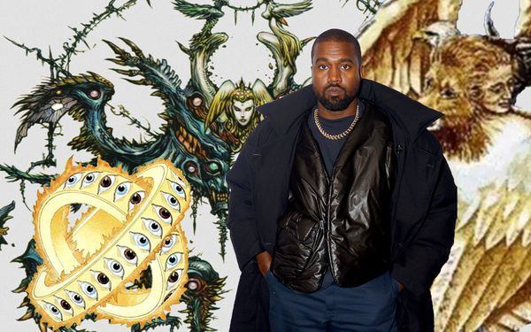 Kanye Forges Pact With Merkabah, Throne Chariot of God, To Cleanse America Of Sin