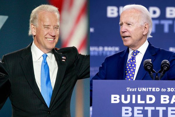 Joe Biden Picks Former Obama VP Joe Biden To Be Vice President