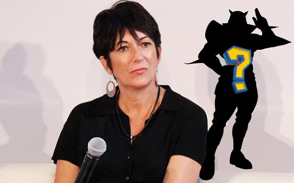 Newly Unsealed Documents Reveal Ghislaine Maxwell's Secret Husband