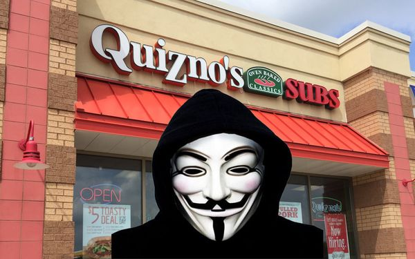BREAKING: The Q In Q-Anon Stands For Quizno's