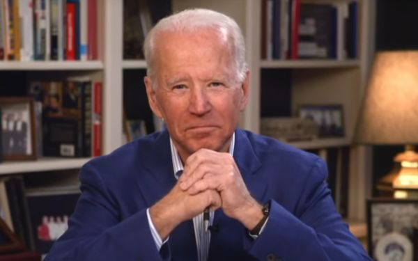 "Biden: ""I Could've Stopped The Pandemic Sooner, I'm Built Different"""