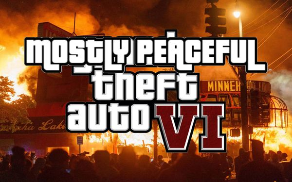 Rockstar Announces Mostly Peaceful Theft Auto VI