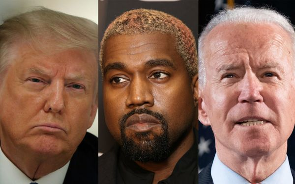 BREAKING: Trump And Biden Worked Together To Stop Kanye Presidency