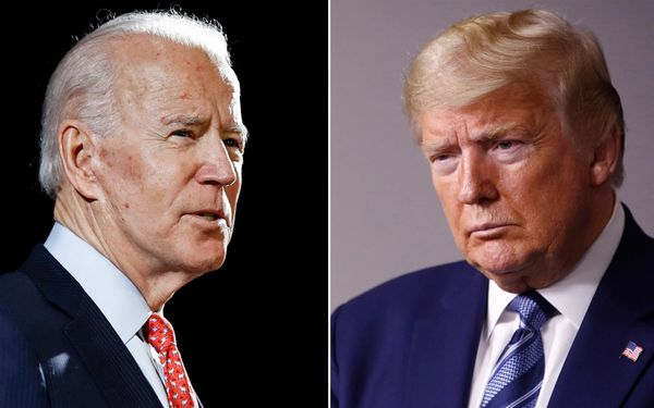 Trump And Biden Both Refuse Mandatory Penis Inspection