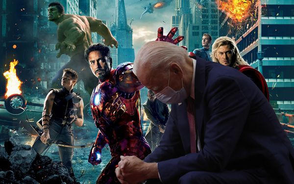Joe Biden Declares Marvel Cinematic Universe To Be New National Religion