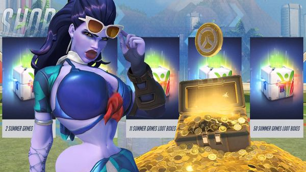 Overwatch's Sexy Summer Update Baffles Players With Bizarre New Gameplay Changes