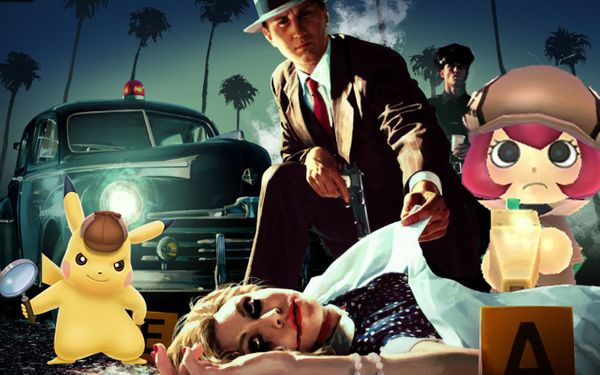 Rockstar Announces L.A. Noire Remaster, L.A. Noire Mega Party Games For Switch