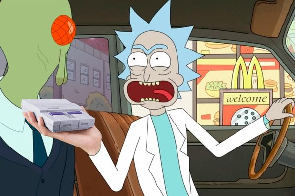 Szechuan Sauce Being Bundled With SNES Classics On GameStop Website