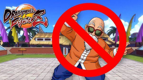 Master Roshi Pulled From Dragon Ball FighterZ Roster Amid Sexual Harassment Allegations