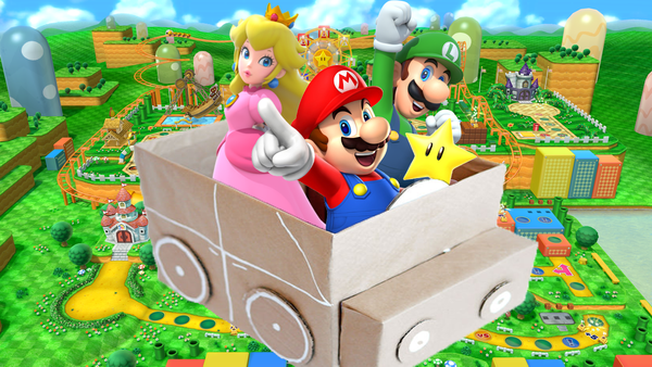 Mario Party 11 To Have Nintendo Labo Support, Coming Holiday 2018