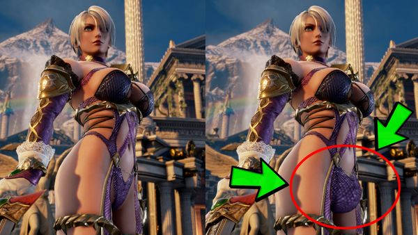 """Ivy Is Now A Male"" Bandai Namco's Decision After SoulCalibur E3 Backlash Stirs More Controversy"