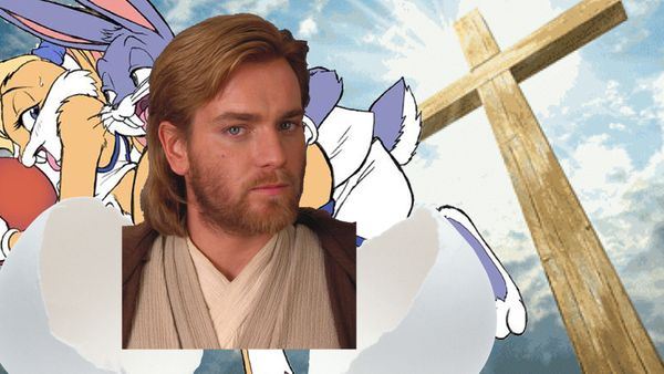 Let's Take A Moment To Talk About Jesus