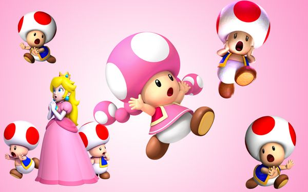 Toadette Gets Illegal Abortion, Revealing Toad(s) Cum Inside Her On The Regular