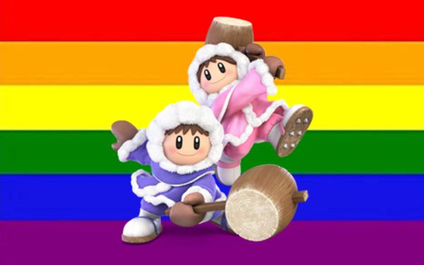 BRAVE: Ice Climbers Are Poly And The Blue One Watches The Pink One Fuck Other Men