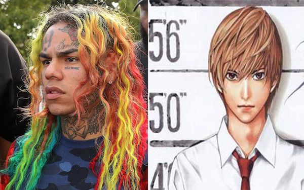 6ix9ine Testifies That Light Yagami Is Kira