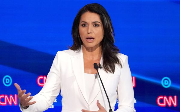 I Want To Impregnate Tulsi Gabbard