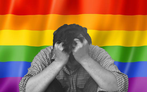 "Tragic: Man Unable To Come Out As Gay After Calling ""No Homo Infinity"""