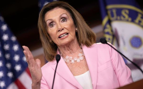 Nancy Pelosi Will Pop Her Pussy On Senate Floor To Impeach Trump