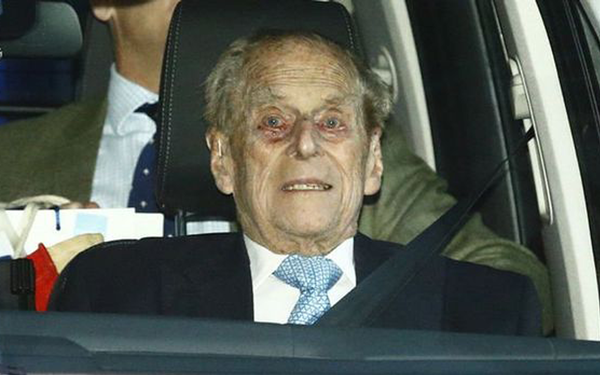 Prince Philip On Loose After Release From Hospital, First Bite Victim Comes Forward