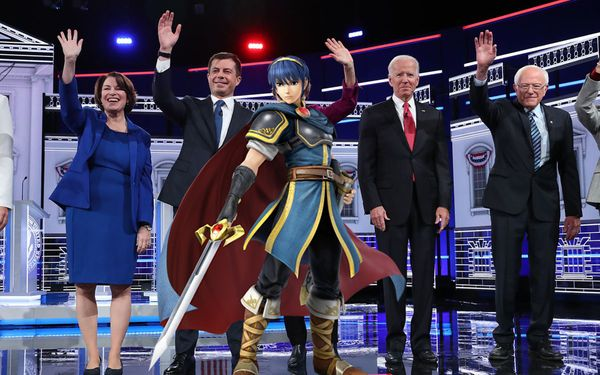BREAKING: Fire Emblem Character Qualifies For Next Democratic Debate Over Bernie Sanders
