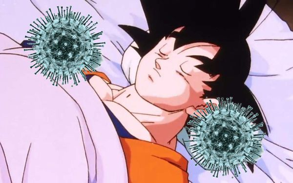 BREAKING: Goku Has Died Of Coronavirus