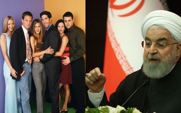 BREAKING: Iran Vows To Retaliate Against US By Adding Friends Back To Netflix