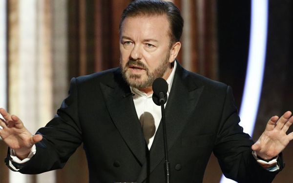 Ricky Gervais, 58, Found Dead By Apparent Suicide After Completely Unrelated Roasting Of Hollywood Pedophile Elite
