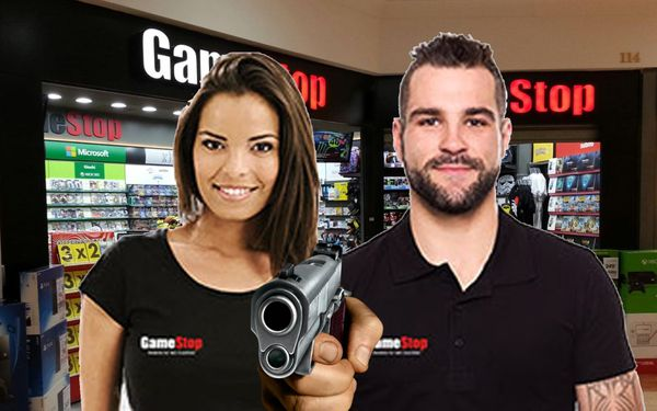 GameStop Offers New Service Where They Come To Your House And Rob You Amid COVID-19 Concerns