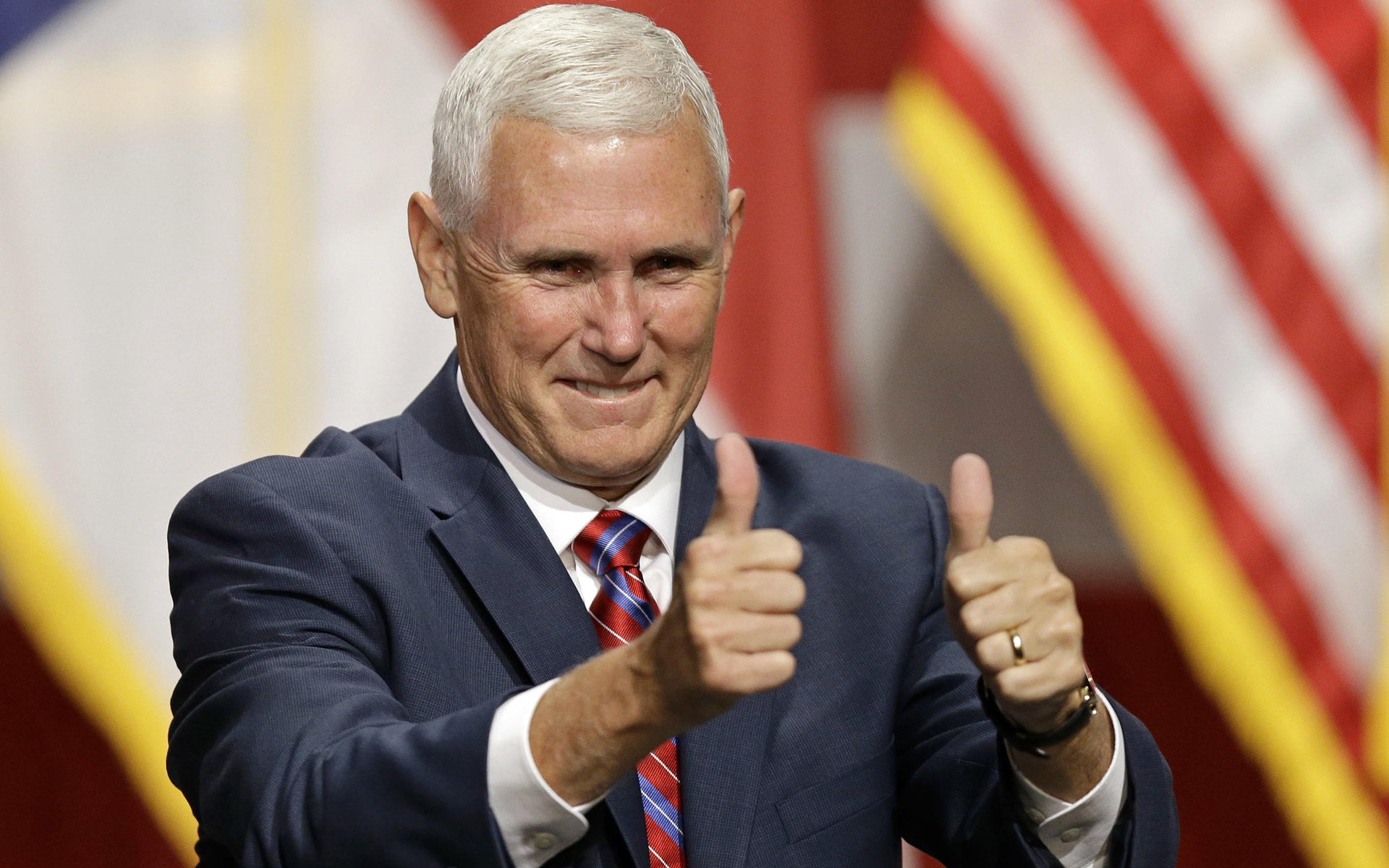 Mike Pence Is Not Allowed To Cum